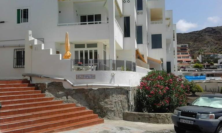 Apartamento de 1 Dormitorio en Tauro Platero con vistas al mar