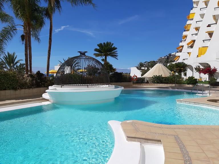 2 Bedroom Apartment with Spectacular Views in La Verga Patalavaca