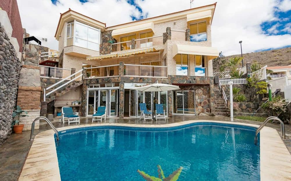 Beautiful 3 Bed Detached House in Arguineguin