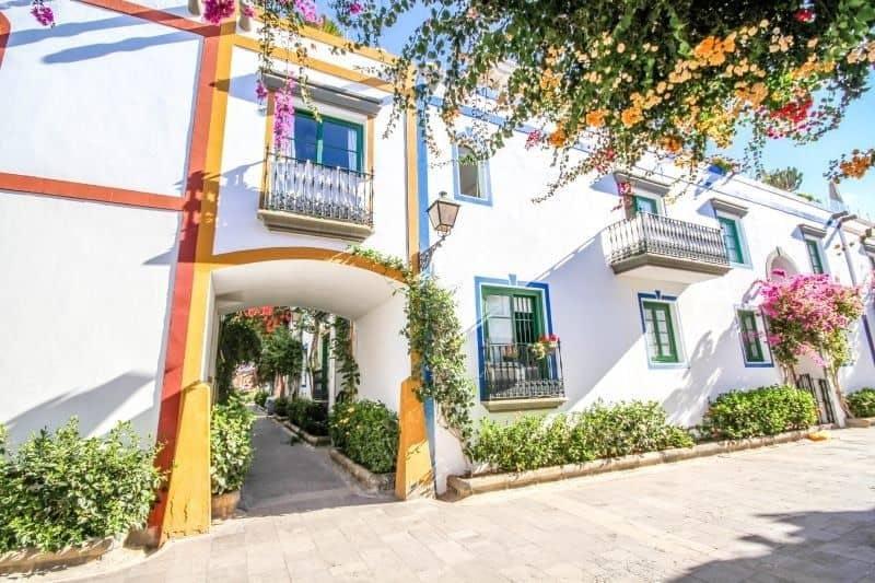1 Bedroom Apartment in Puerto de Mogán with Sea Views