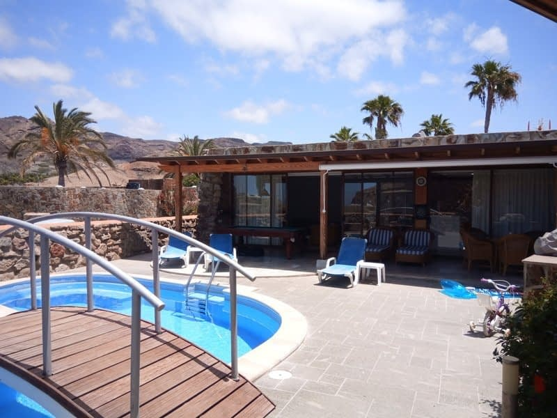 3 Bedroom Villa in Anfi Tauro