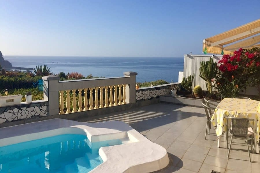 3 Bedroom Villa with Fabulous Sea Views and Private Pool