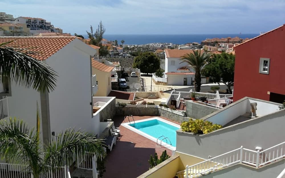 3 bedroom house with sea view for long term rent in Loma Dos Arguineguín