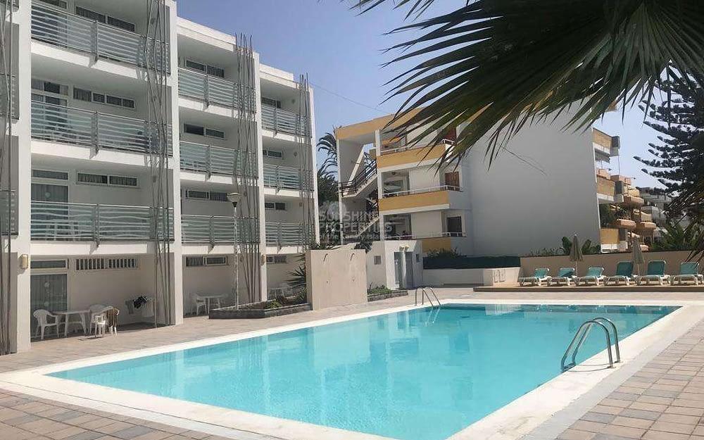 Fabuloso apartamento de 2 dormitorios cerca de la playa en Playa del Inglés