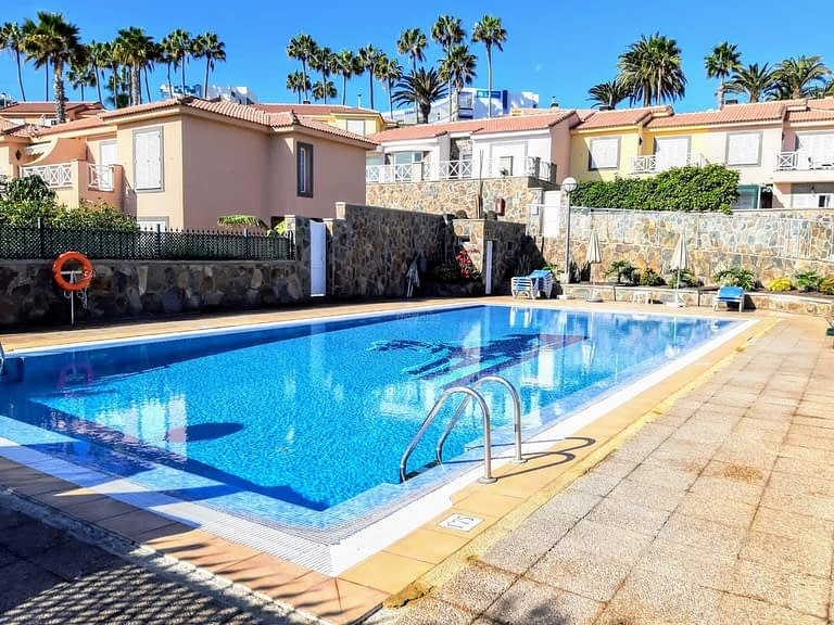 Beautiful 4 Bedroom House with Stunning Views in Playa Del Inglés