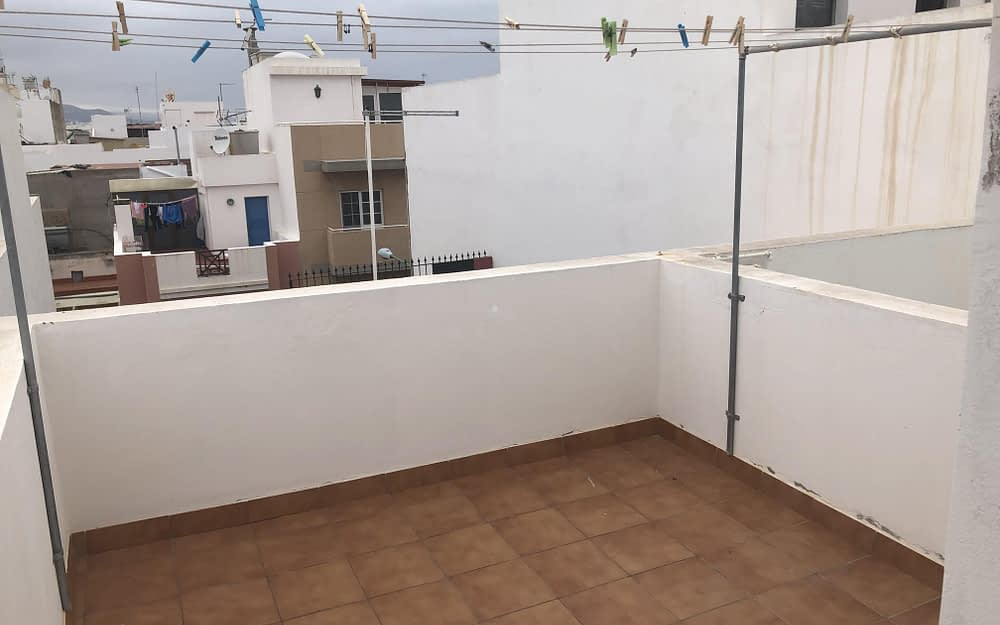 Spacious 2 Bedroom Apartment in La Isleta