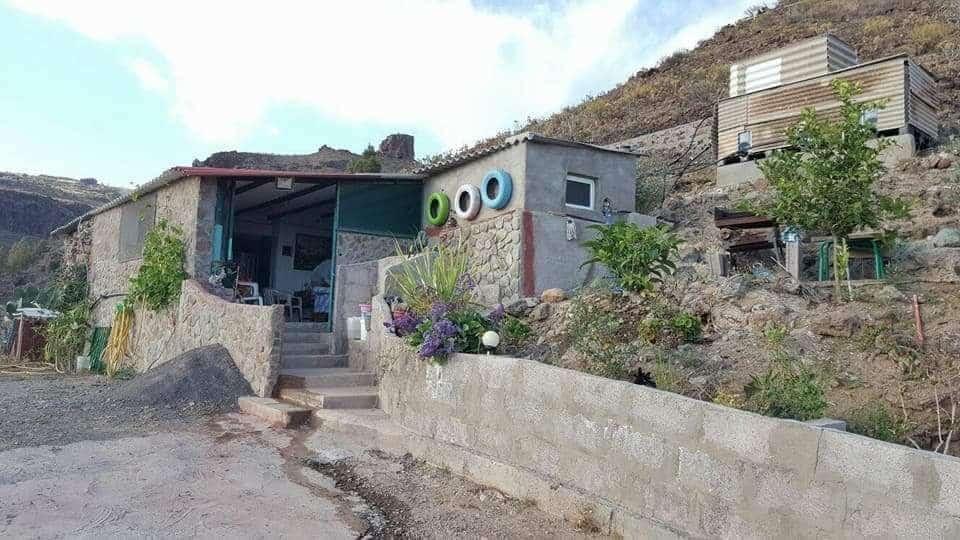 Cave House in Salobre de Maspalomas
