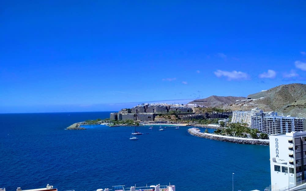 1 Bedroom Apartment in Patalavaca with fabulous Sea Views