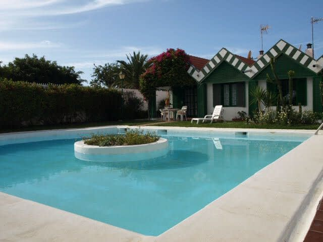 2 Bedroom Bungalow in Maspalomas