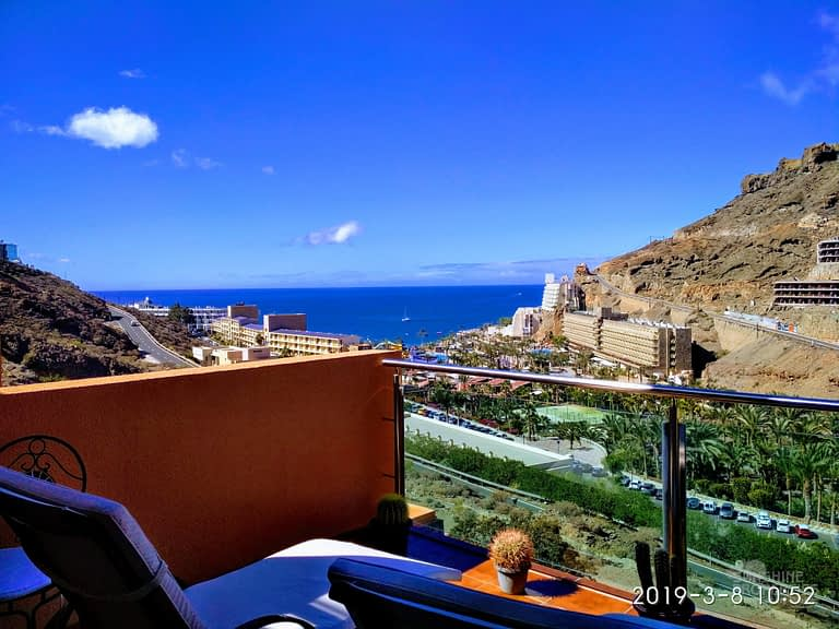 Fabulous 1 Bedroom Apartment with Spectacular Views in Taurito