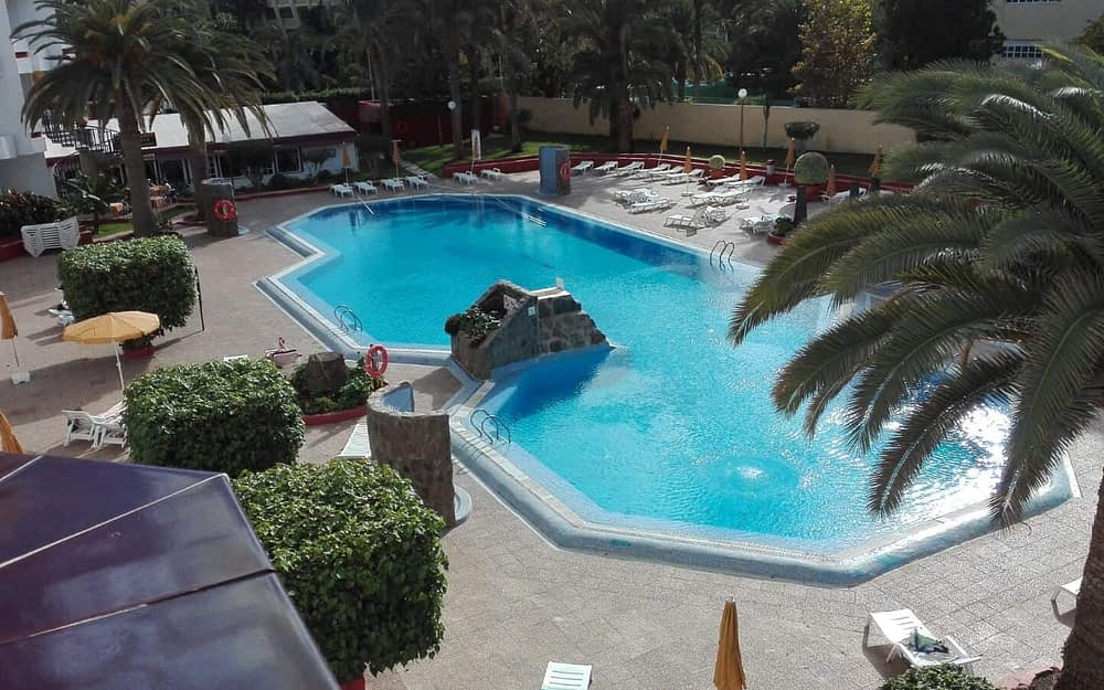 Two bedroom Apartment in Playa Del Ingles
