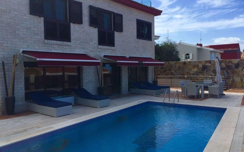 Villa de lujo en Loma Dos Arguineguin Luxury Villa in Loma Dos Arguineguin