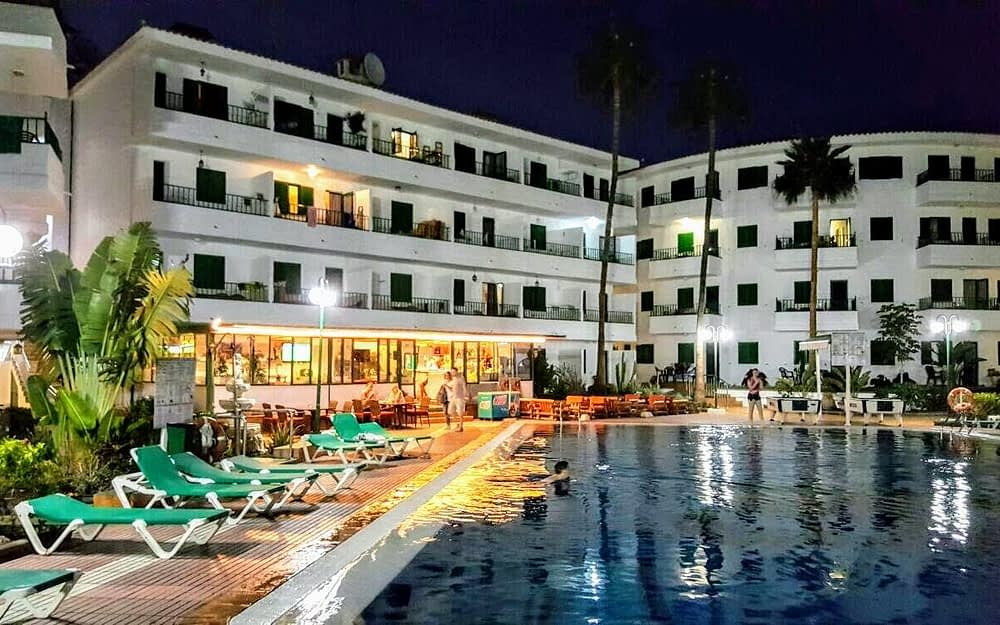 1 Bedroom Apartment in Playa Del Inglés