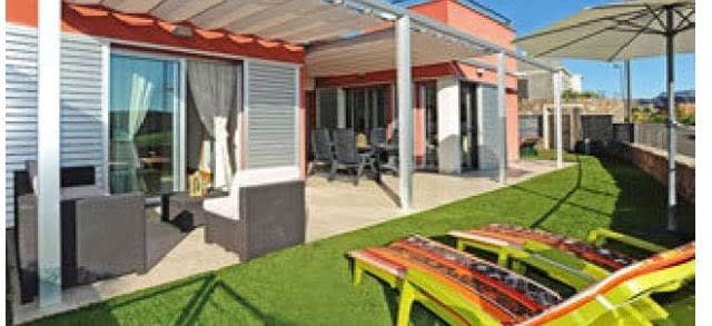 Villa de dos dormitorios en Solobre Golf