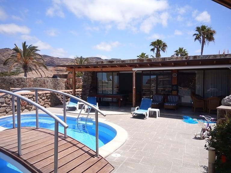Villa de 3 dormitorios en Anfi Tauro