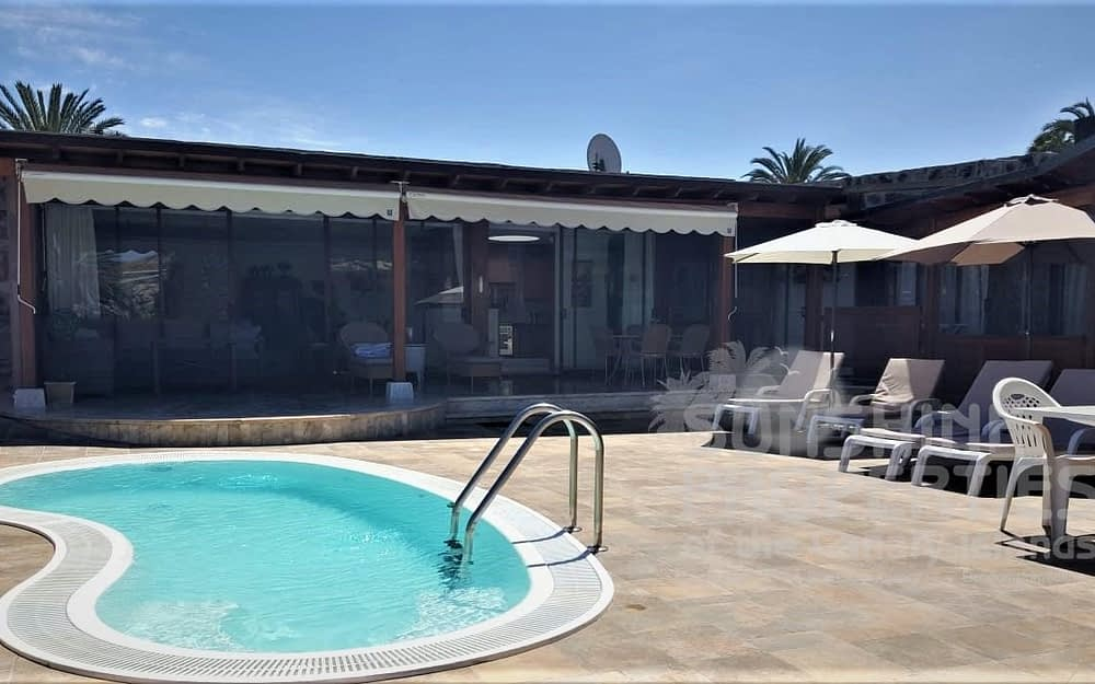 Impresionante villa de 3 dormitorios en Anfi Tauro Topaz