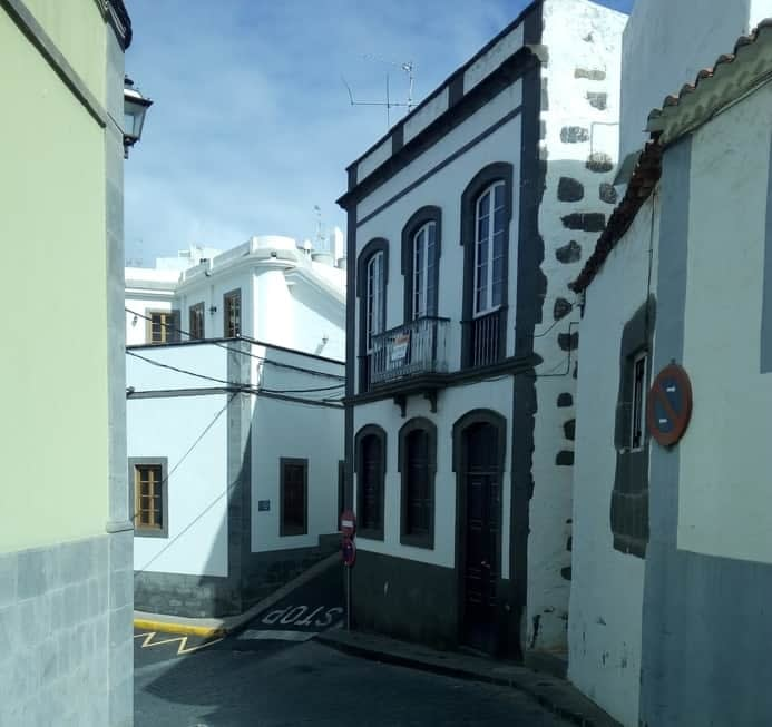 Seven Bedroom House in the Old Town of Arucas