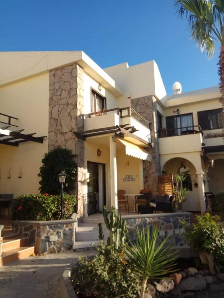 3 Bedroom House on the top of Amadores