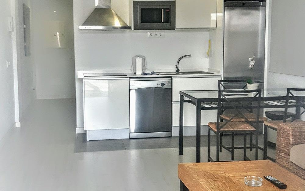 Spacious 1 bedroom Apartment in Arguineguin