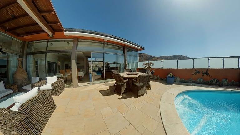 4 Bedroom Exclusive Villa in Anfi Tauro