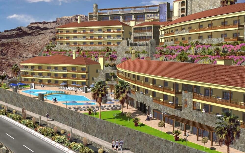 Hotel Complex for sale in Barranco De Taurito