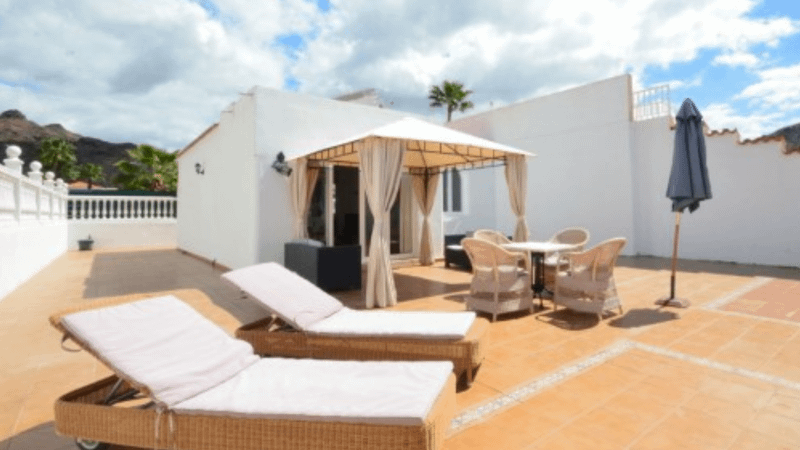 2 Bedroom Villa in the Exclusive area of Tauro Gran Canaria