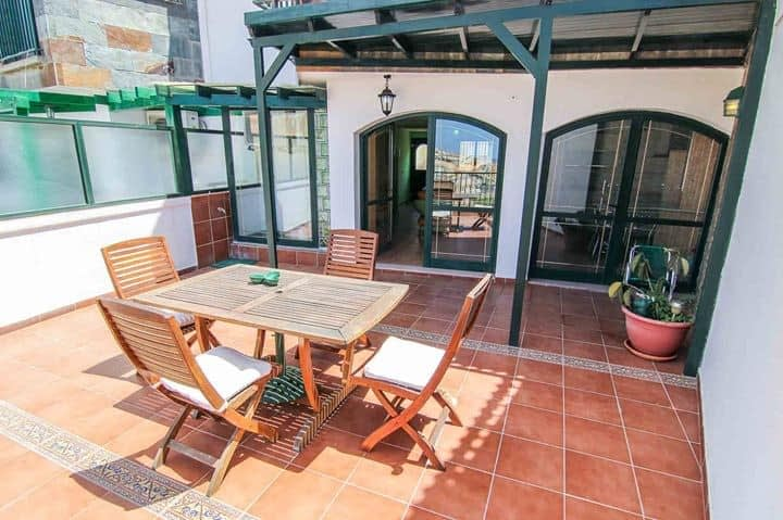 Four Bedroom Terraced House in Arguineguin with Sea Views
