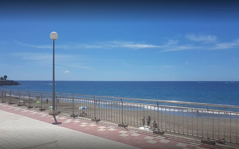 Apartamento Estudio en primer linea de la playa de Patalavaca, Arguineguin