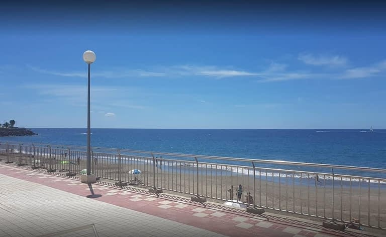 Beach front Studio Apartment in Patalavaca, Arguineguin