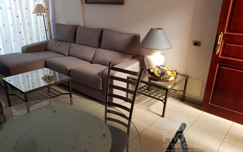 1 Bedroom Apartment in Playa Mogán