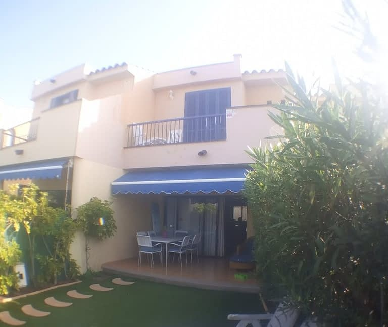 Villa for long term rent in Meloneras