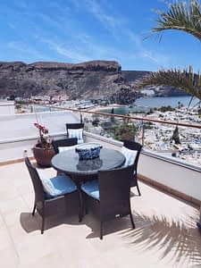 Luxury Apartment with best views in Puerto Mogán